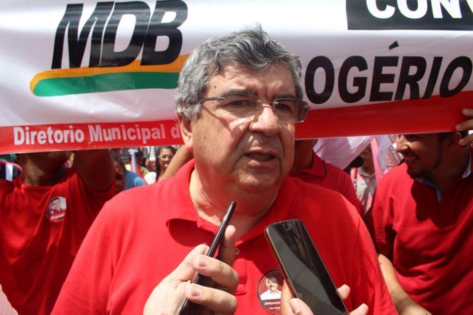 MDB tende a se aliar ao Cidadania na Paraíba, diz ex-governador