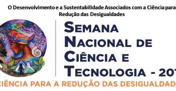 UFCG promoverá Semana Nacional de Ciência e Tecnologia no Cariri paraibano