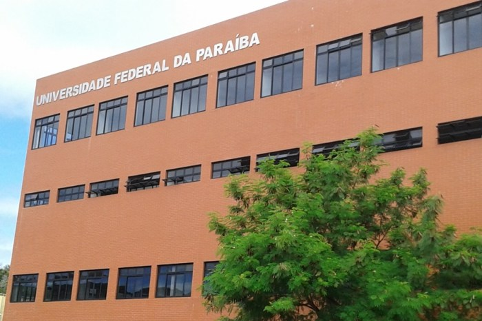Divulgado o resultado preliminar da prova da UFPB