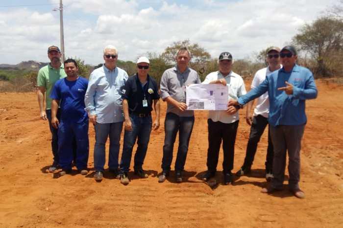 Comunidades rurais do município de Sumé terão água dessalinizada