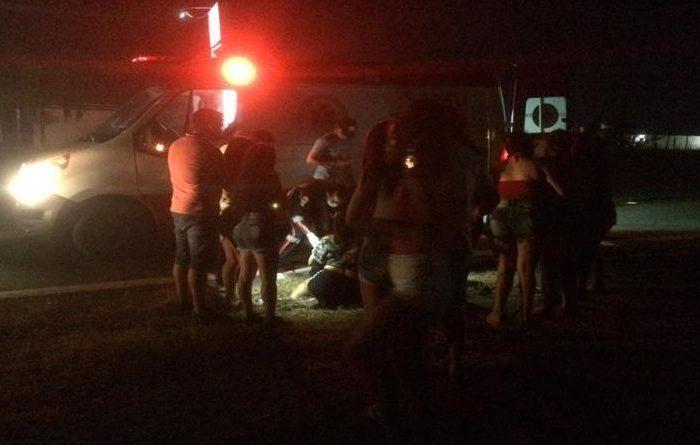 Acidentes deixam três pessoas feridas neste fim de semana no Cariri paraibano