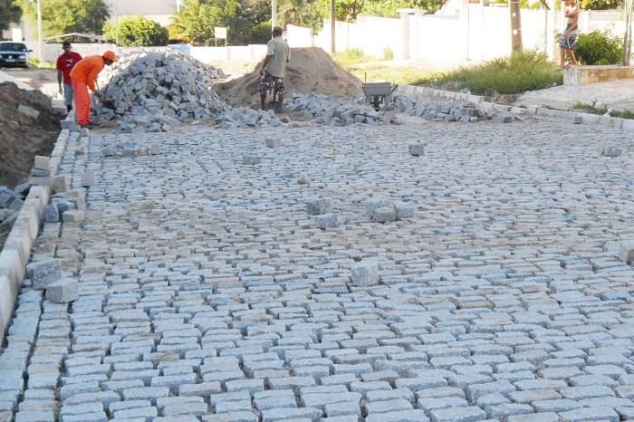 Governo Federal libera recurso para pavimentação de ruas em cidade do Cariri
