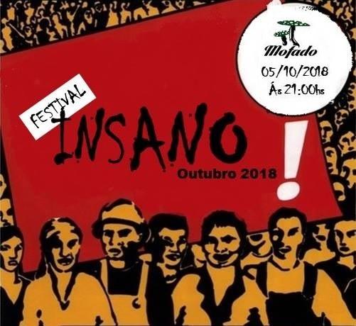 Festival Insano agita a cena alternativa na capital paraibana
