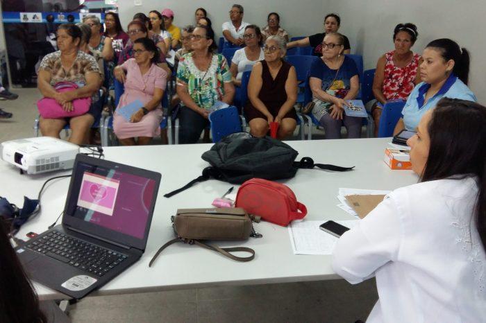 Prefeitura de Sumé promove atividades de prevenção ao Câncer de Mama