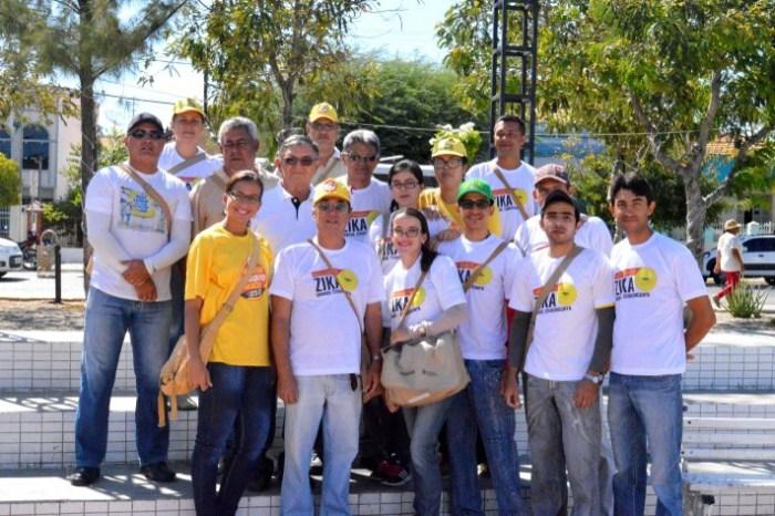 Prefeitura de Monteiro parabeniza Agentes Comunitários de Saúde e Combate a Endemias