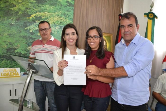 Prefeitura Municipal de Monteiro realiza oitava cerimônia de posse de concursados