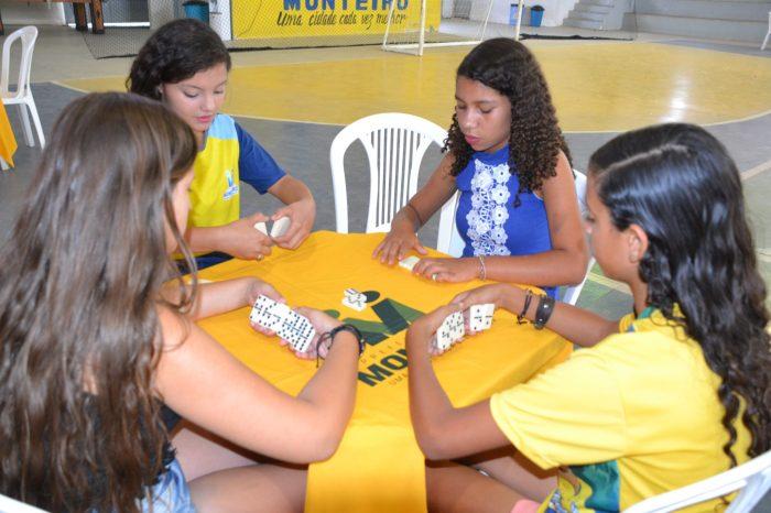 Jogos Escolares são encerrados e premiação será entregue nas escolas de Monteiro