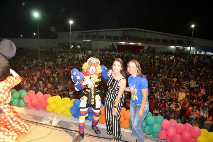 Dia das Crianças em Monteiro bate record de público e alegria neste domingo