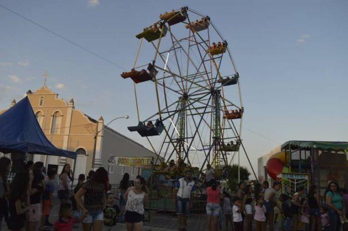 """Gurjão comemora em grande estilo o """"Dia das Crianças"""" aberto para comunidade"""