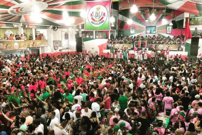 Mangueira homenageia Marielle Franco no Carnaval de 2019