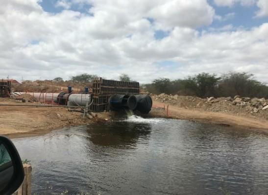 MPF e MPPB afirmam que volume de água que está saindo de Porções para Camalaú é muito pouco