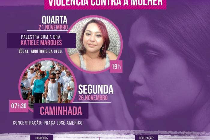 Sumé realiza programação alusiva ao dia de combate à violência contra a mulher