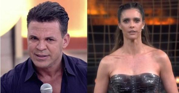 """Eduardo Costa chama Fernanda Lima de """"imbecil"""" e pede boicote"""