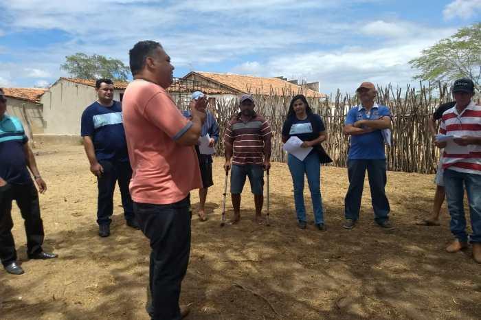 Criadores do Cariri participam de cursos sobre sanidade animal e controle do leite