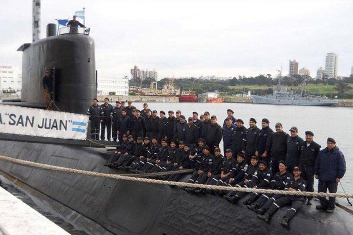 Submarino argentino é encontrado após 366 dias