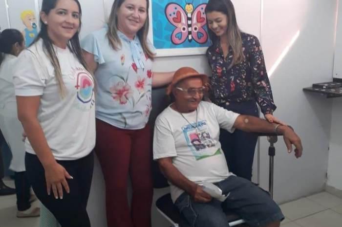 Novembro Azul: Em acções, Prefeitura de Monteiro oferta mais de 200 exames de PSA