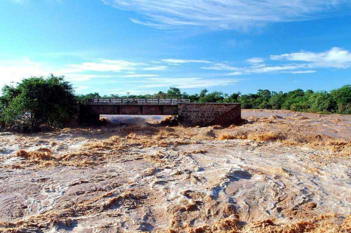 Relatório alerta que há 45 barragens sob risco de desabamento no Brasil