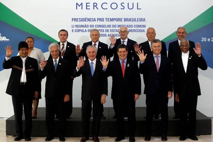 Mercosul 'existe só no nome', diz presidente da Audi