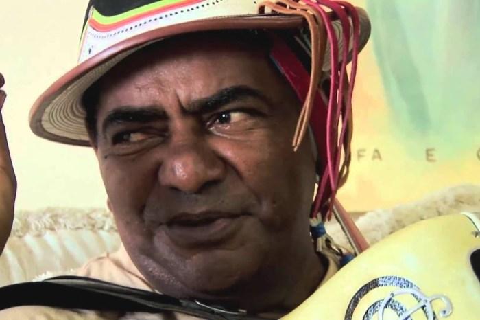 Internado em SP, Pinto do Acordeon está em estado grave
