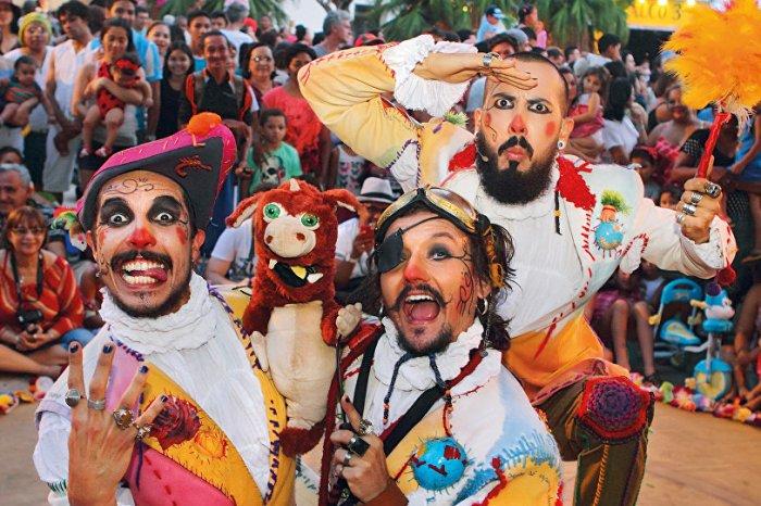 Festival Seis Bonecos do Mundo chega a João Pessoa