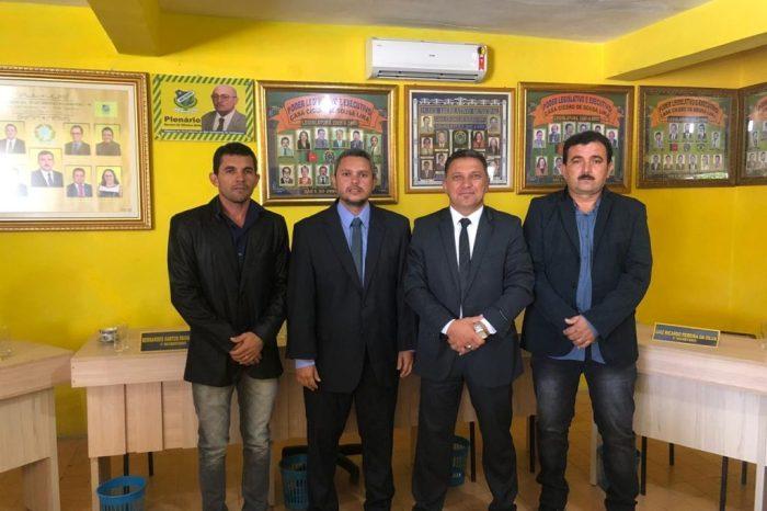 Câmara de São Sebastião do Umbuzeiro elege mesa diretora para o 2º biênio