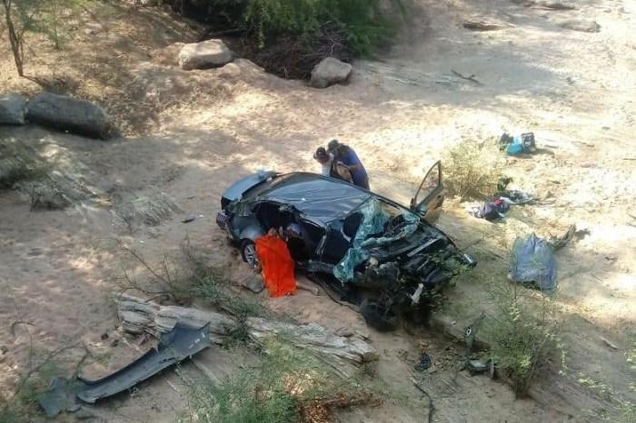 TRAGÉDIA NO CARIRI: Grave acidente deixa três pessoas mortas na BR-412