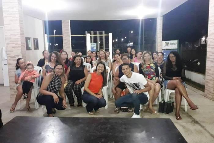 NASF promove confraternização com alunos da Academia da Saúde Maria Celeste Alves Silva