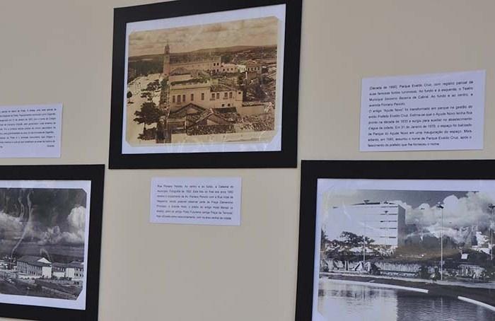 Exposição mostra fotografias históricas de Campina no século XX
