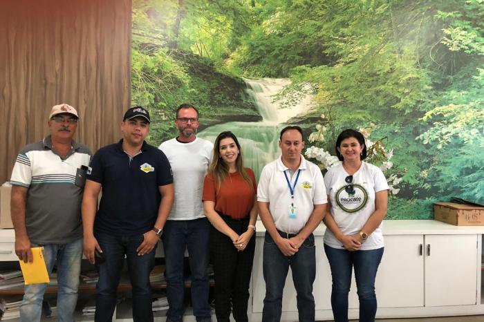 Prefeitura de Monteiro firma parcerias junto ao programa social do governo do estado, PROCASE-PB