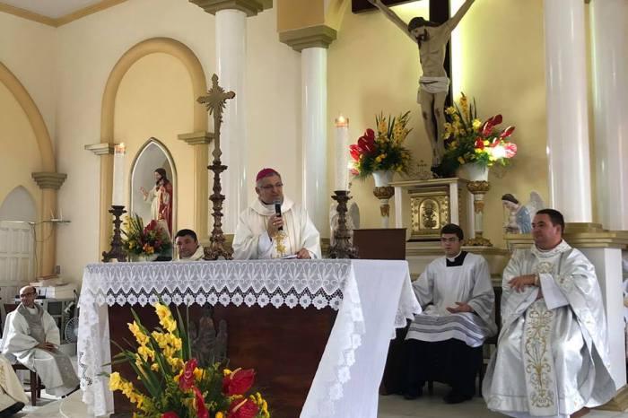 Bispo defende diálogo entre entes públicos e a Igreja nas realizações de festividades religiosas