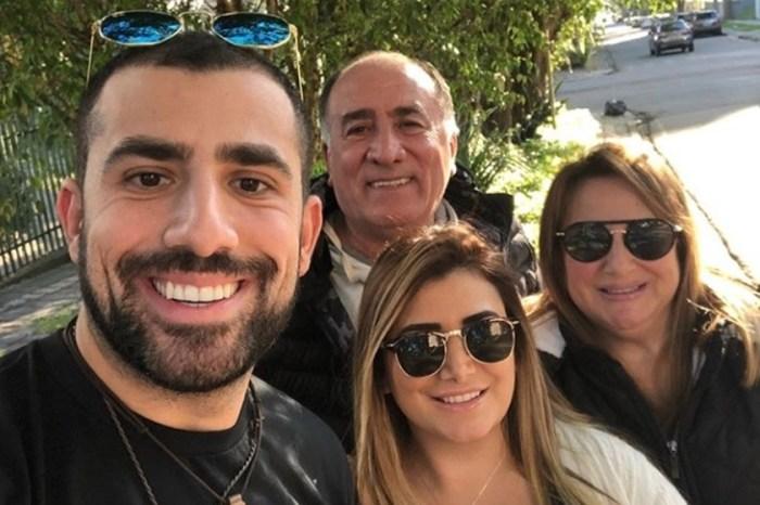 Kaysar passa Natal com a família pela 1ª vez desde fuga da Síria