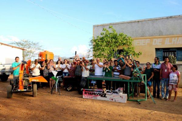 João Azevedo destaca investimentos na Agricultura Familiar no Cariri e Curimataú
