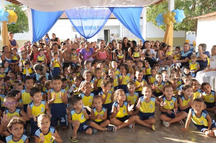 Educação de Monteiro amplia oferta de vagas com novo Centro de Educação Infantil