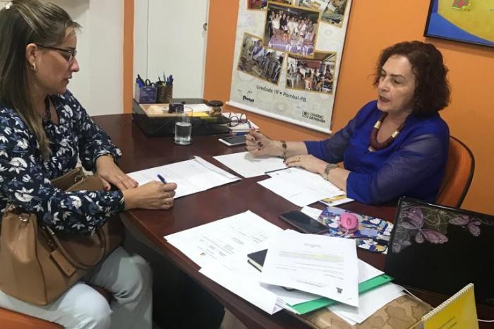 Assistência Social de Sumé solicita cursos profissionalizantes para população