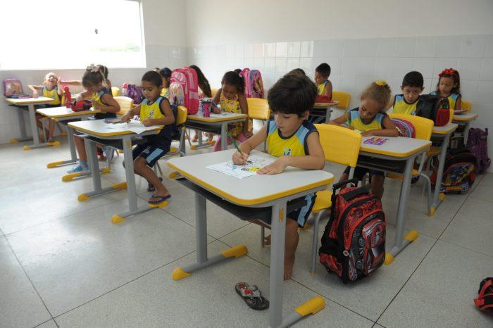Matrículas da rede Municipal de Ensino de Monteiro seguem até a próxima sexta-feira