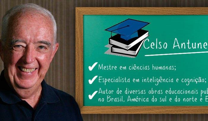 Jornada Pedagógica de Sumé terá presença do palestrante e escritor Celso Antunes