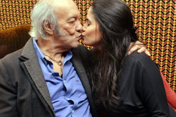 Aos 77 anos, Erasmo Carlos se casa com mulher de 28