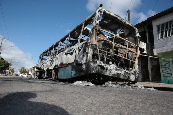 Ceará tem terceira noite seguida de ataques criminosos