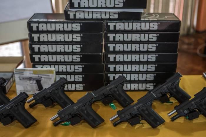 Após decreto, ações da Taurus sobem mais de 10% na Bolsa