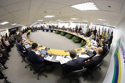 Governadores debatem Reforma da Previdência
