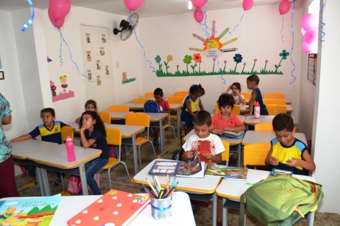Atendendo a população, prefeita Anna Lorena entrega mais um Centro de Educação Infantil