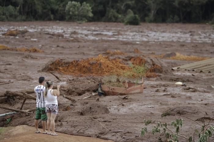 Brumadinho teme nova ruptura de barragem e cobra ações