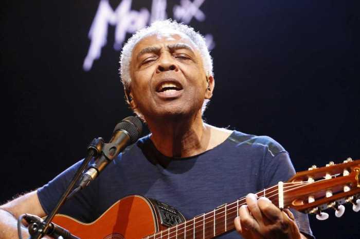 Vendas de ingressos para show de Gilberto Gil tem início nesta sexta