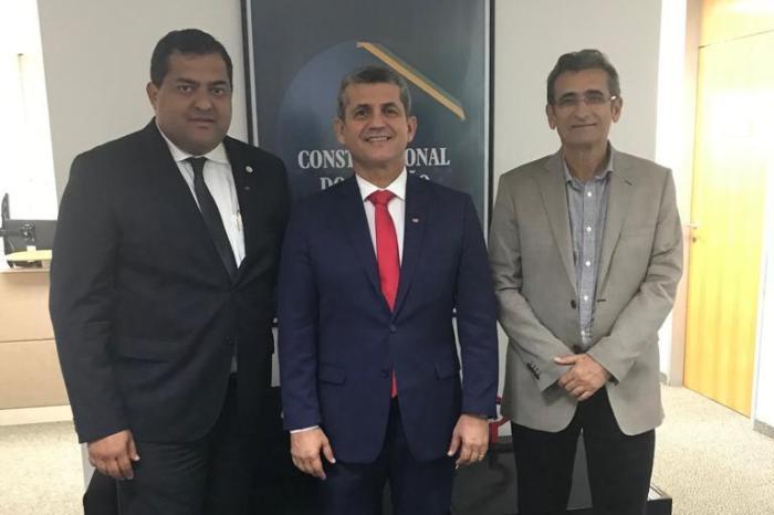 CAA, OAB-PB e APAM firmam parceria em prol dos advogados