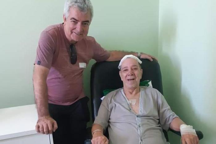 Ex-vereador Simorion Matos se recupera bem após passar por procedimento cirúrgico
