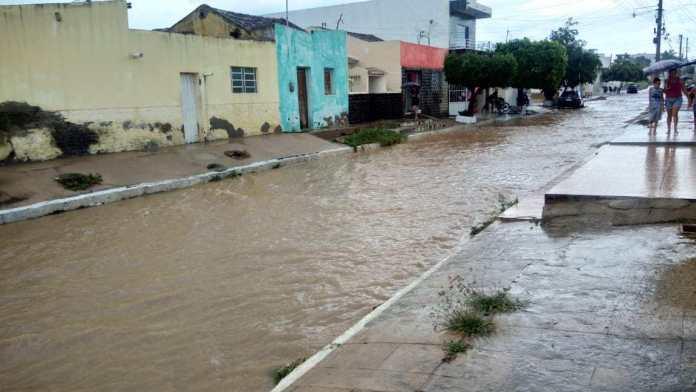 Chuva na véspera de São José traz alegria para agricultores da região do Cariri