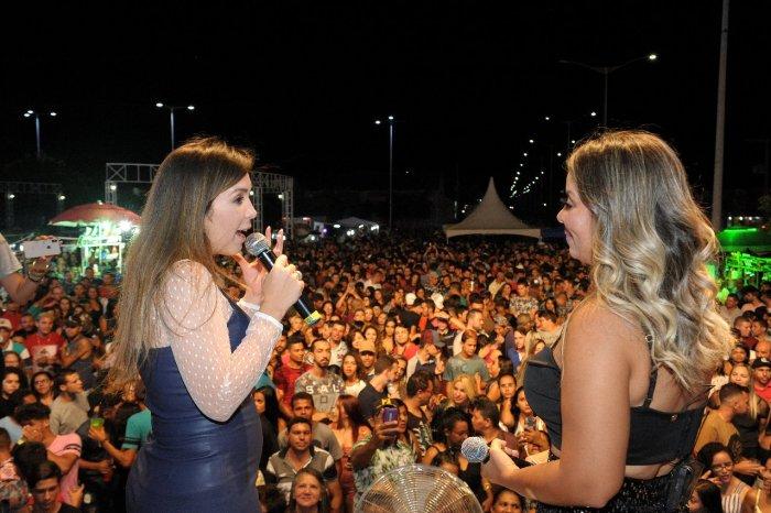 X Festival de Cultura Popular se encerra encantando monteirenses e turistas