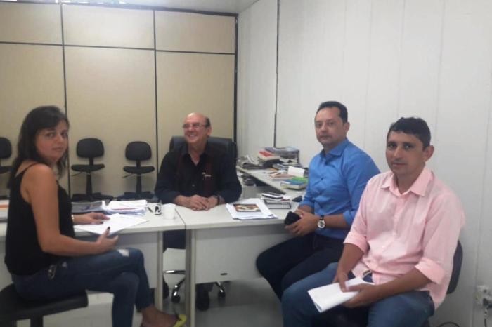 Prefeito Éden Duarte busca investimentos para Filarmônica Municipal de Sumé
