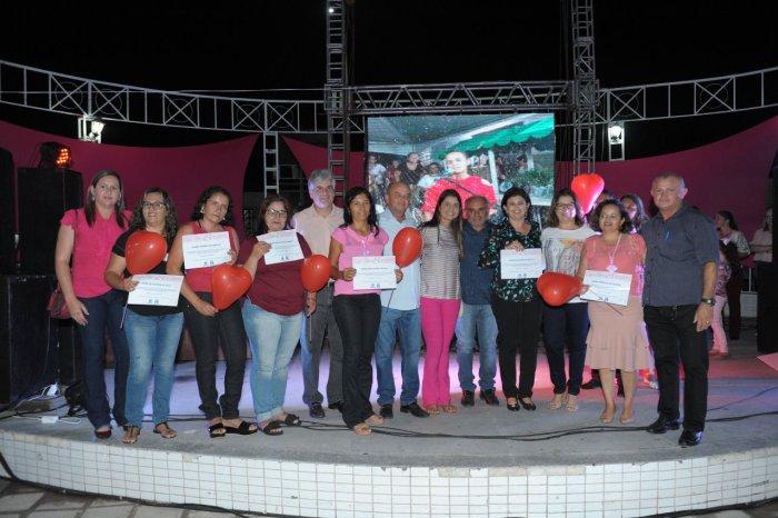 III Noite Rosa Dançante mais uma vez homenageia mulheres monteirenses