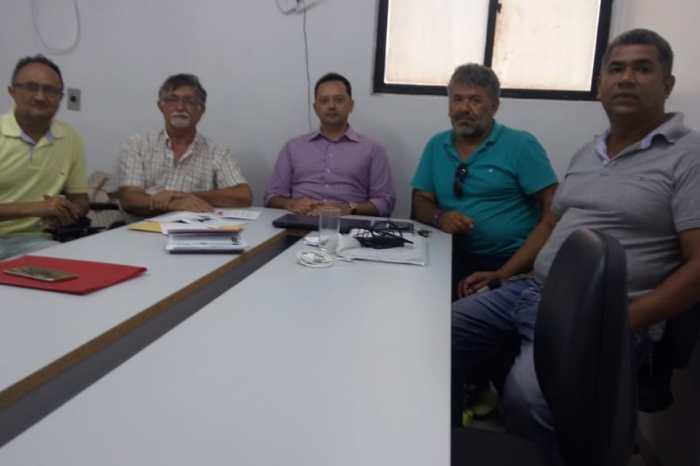 Prefeitura de Sumé firma parceria com Grêmio Serrano, equipe da 1ª divisão do Paraibano